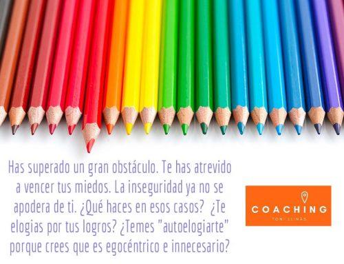 Reflexiones en Colores: Elógiate por tus logros